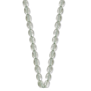Praseolite Bead Necklace picture