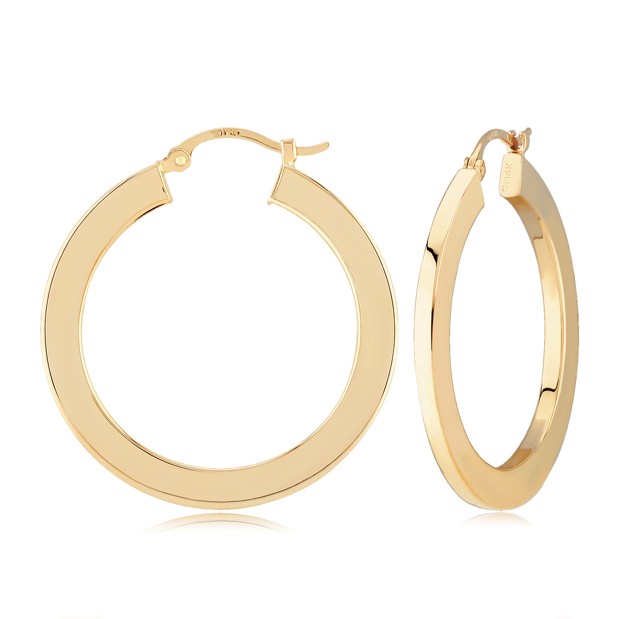14KG 30MM FLAT HOOP S/D picture