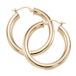 Medium Tube Hoops image: 14KG 4X30MM S/D TUBE