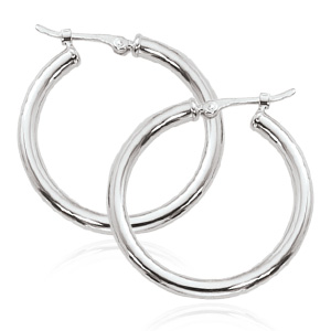Medium Tube Hoops picture