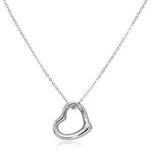 SS 12MM OPEN HEART picture